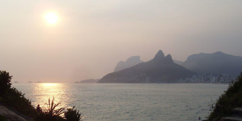 Sehnsucht nach Rio de Janeiro und den Dois Irmaos