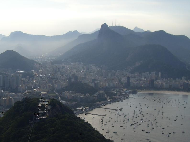 Rio de Janeiro macht glücklich