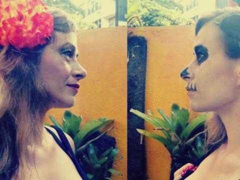 Rio Karneval Leben und Tod