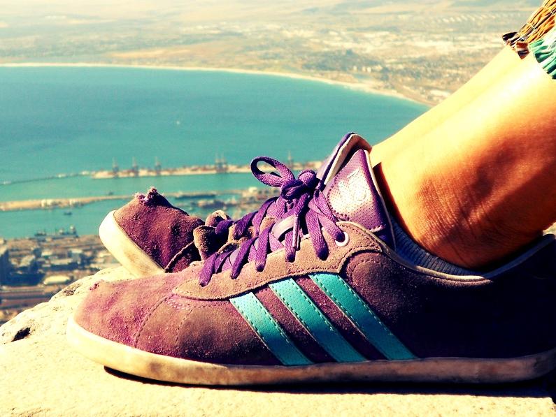 Meine Sneakers sind Helden!