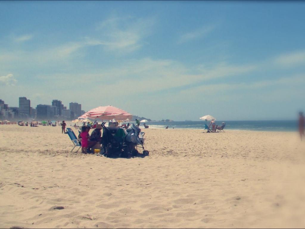 Brauchen wir Schutzschirme gegen Drohnen am Strand?