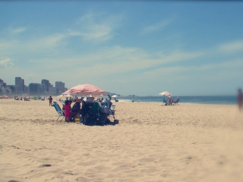 Strand von Leblon