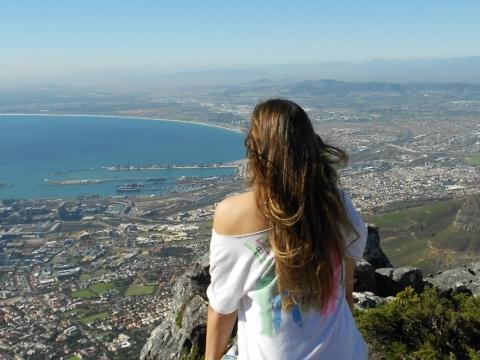 Weltreise alleine als Frau