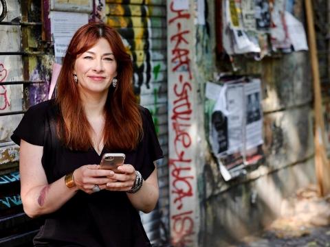 Journalistin in Schottland sucht Aufträge