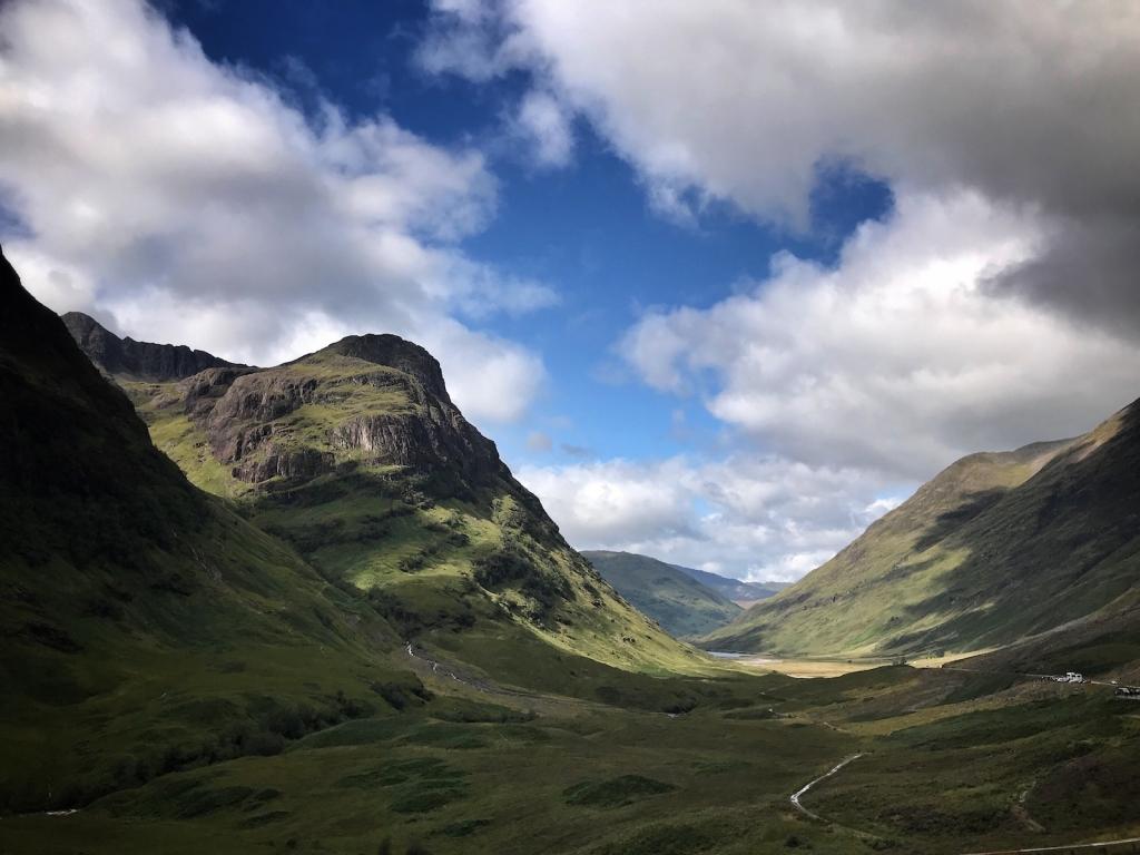Nach Schottland auswandern