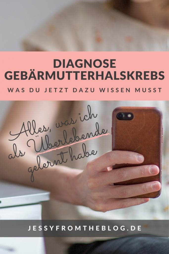 Diagnose Gebärmutterhalskrebs