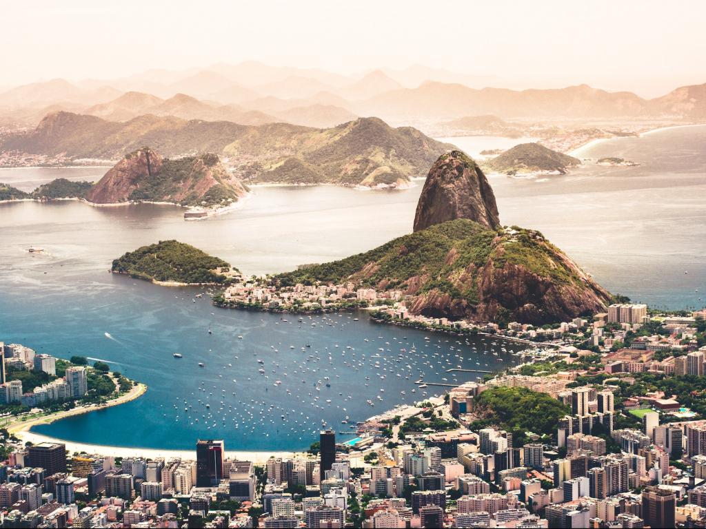 Bester Ort: Rio de Janeiro