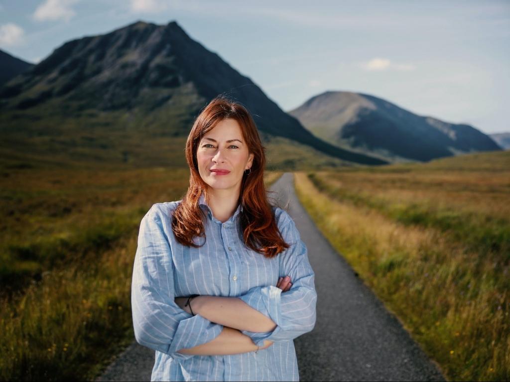 Jessica Wagener - Journalistin in Schottland